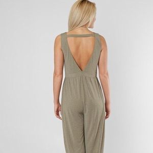 Buckle Other - The Buckle - DAYTRIP MARLED WIDE LEG JUMPSUIT